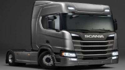 Adblue Scania EURO 6